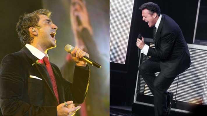 Alejandro Fernández demanda a Luis Miguel por incumplir gira conjunta