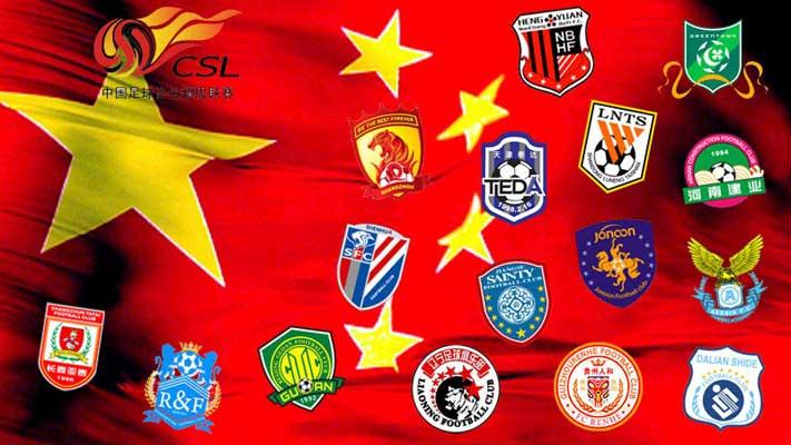 El interés de China por los mejores futbolistas del mundo excepto los porteros