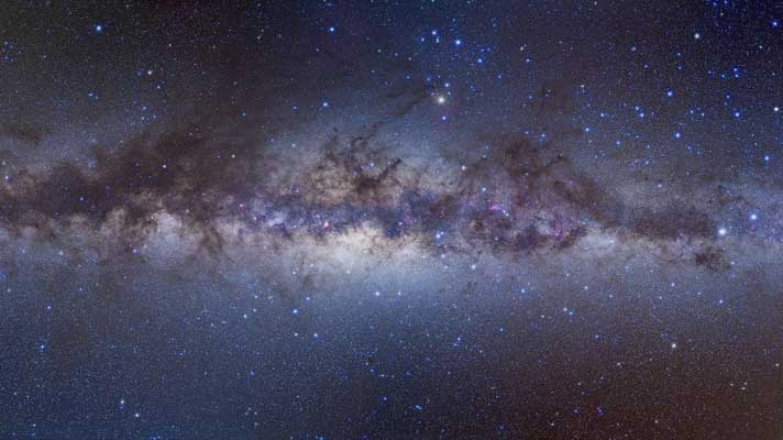 La Vía Láctea le robó 11 estrellas a galaxias más pequeñas