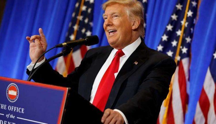 "Donald Trump dijo: ""México va a pagar por el muro, pero será un reembolso"""