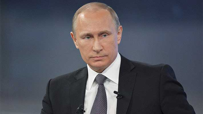 Putin recibe el premio Hugo Chavez a la Paz y Soberanía