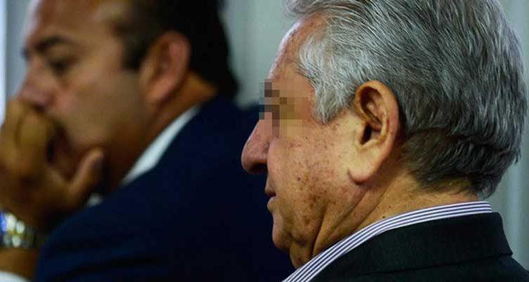 Luis Chiriboga, 10 años de prisión y $ 5 millones de multa