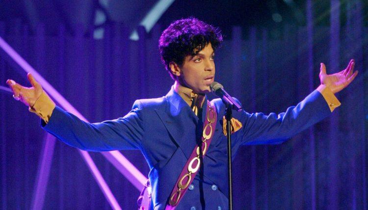 La discografía de Prince llegó a Spotify