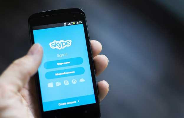 Microsoft prepara un cambio de diseño total para Skype en Android