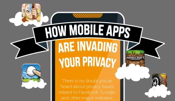 ¿Cómo las aplicaciones móviles están invadiendo tu privacidad?