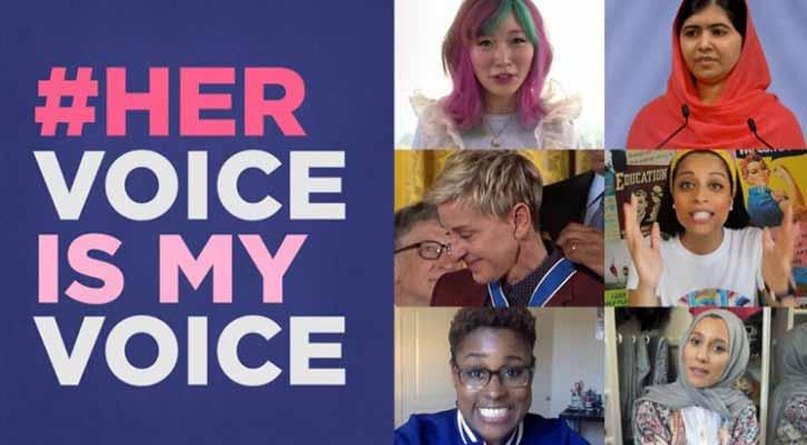 YouTube lanza una nueva campaña social por el Día Internacional de la Mujer