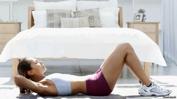 Paso a paso: cómo quemar calorías en menos de 15 minutos sin salir de tu casa