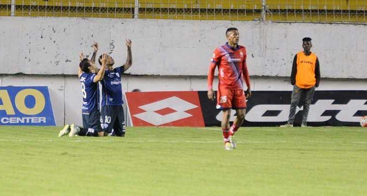 Independiente del Valle venció al El Nacional 2-0 en partido pendiente por la primera fecha