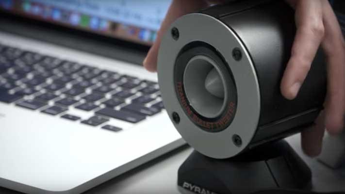 Ondas de sonido que pueden confundir a los sensores de los móviles