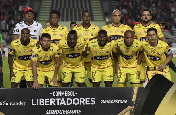 Barcelona SC se va con todo ante Botafogo en Libertadores