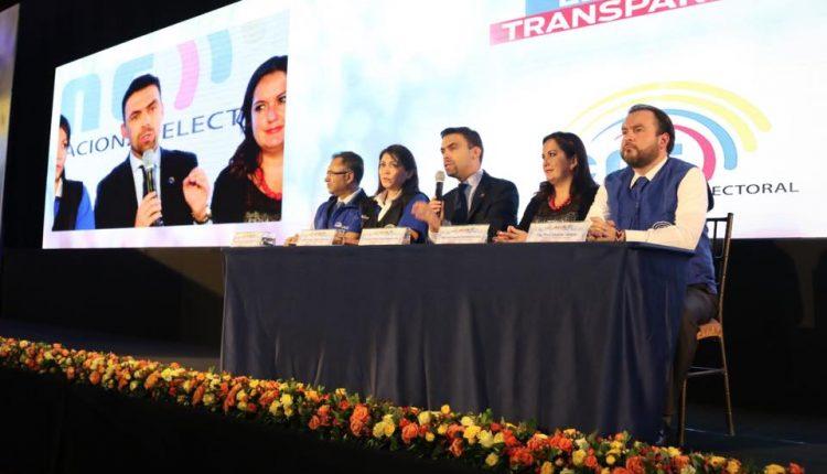 CNE aprobó recuento del 100% de actas objetadas
