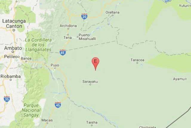 No se registran afectaciones por sismo de 6,1 grados que se sintió en varias provincias del país