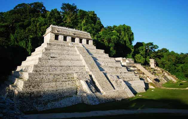 Asaltan a 28 turistas alemanes en zona arqueológica de México