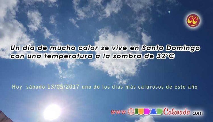 Clima en Santo Domingo