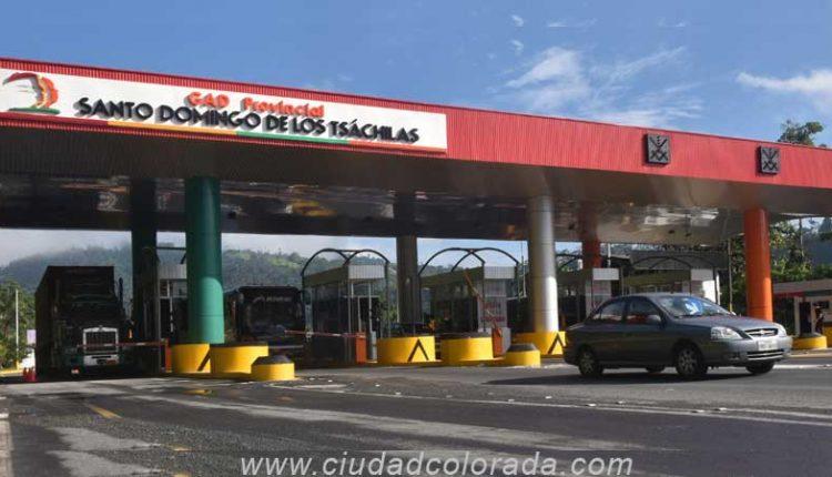 Peaje via Aloag-Santo Domingo