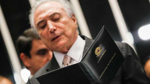 El Supremo de Brasil autoriza una investigación contra Temer