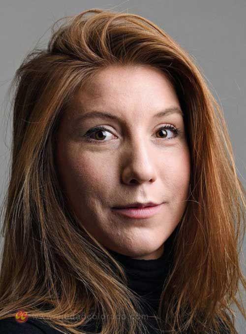 Kim Wall, la periodista desaparecida.