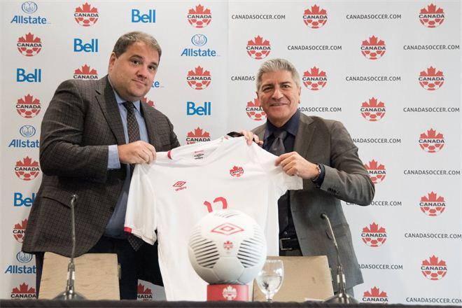 Octavio Zambrano, nuevo entrenador de la selección de Canadá