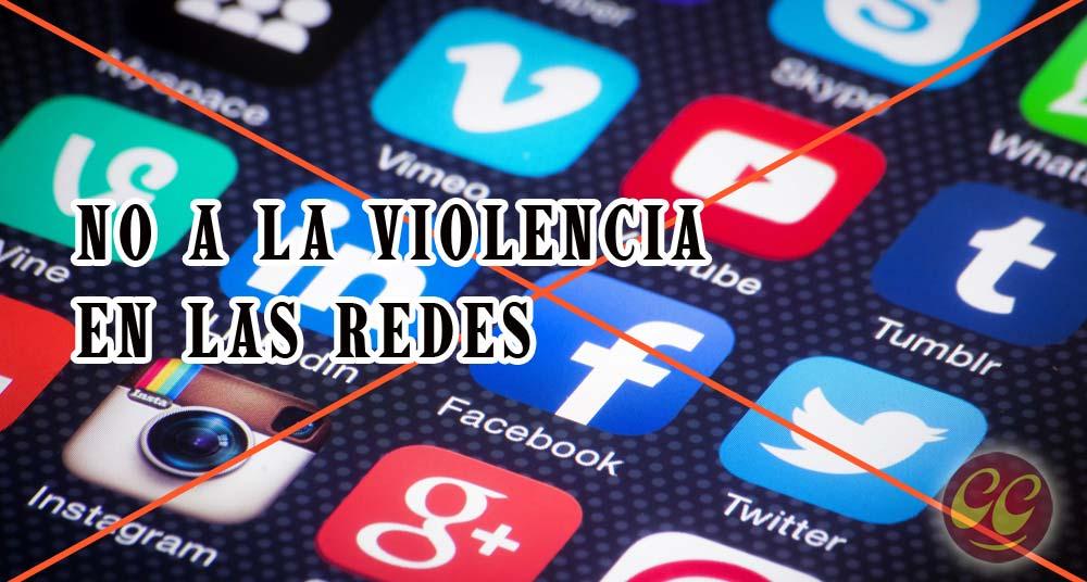 la violencia se apodera de las redes sociales