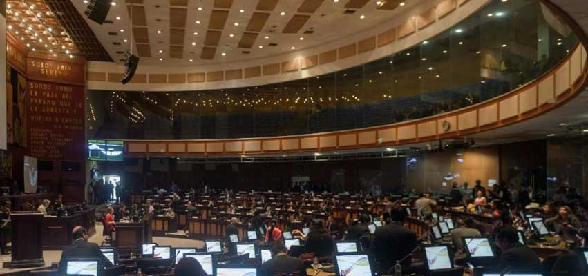 9 autoridades serán elegidos por la asamblea nacional
