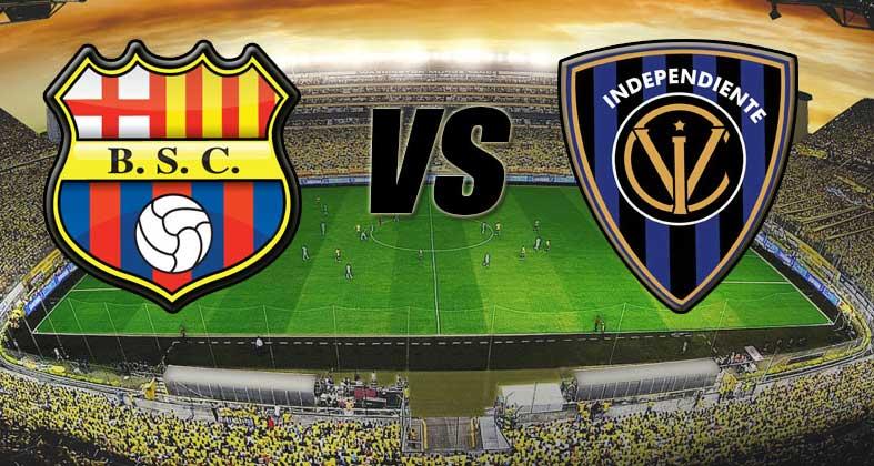 Barcelona SC vs Independiente del Valle