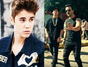 Justin Bieber, Daddy Yankee, Luis Fonsi