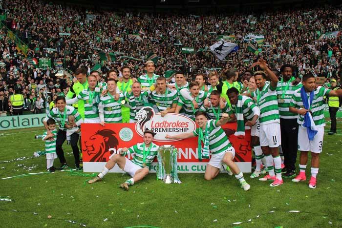 Celtic campeón