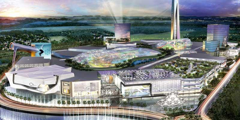 Este será el centro comercial más grande de Estados Unidos
