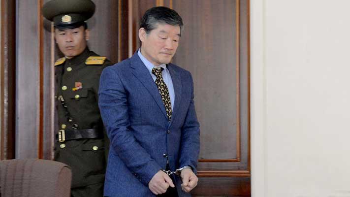 Corea del Norte castigará a estadounidenses
