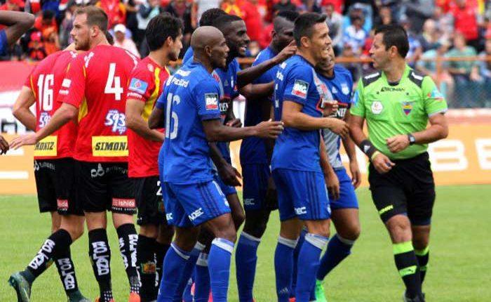Deportivo Cuenca empata ante Emelec