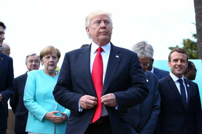 Trump bloquea los grandes acuerdos del G7