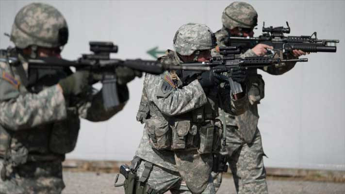 EEUU sufriría 'pérdidas mayoritarias' en una posible gran guerra