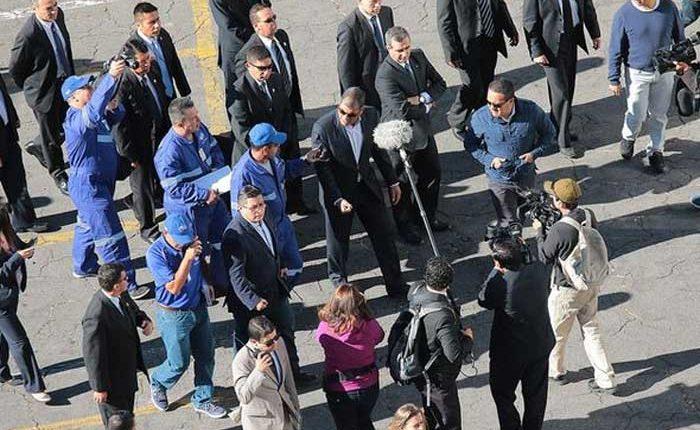 Dos sentenciados del 30S, indultados por Rafael Correa