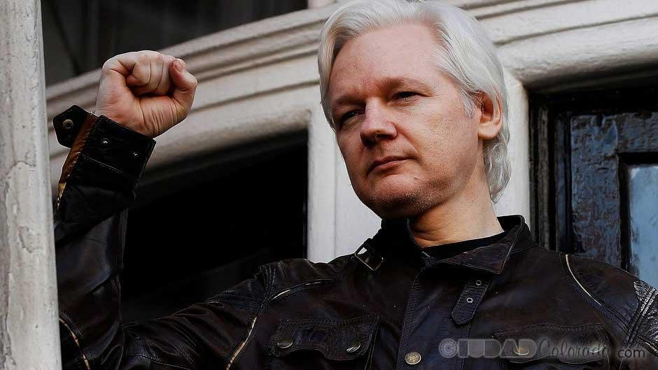 Assange: 'no perdona ni olvida'