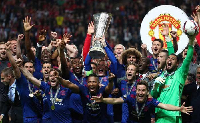 Manchester United se consagra campeón de la UEFA Europa League