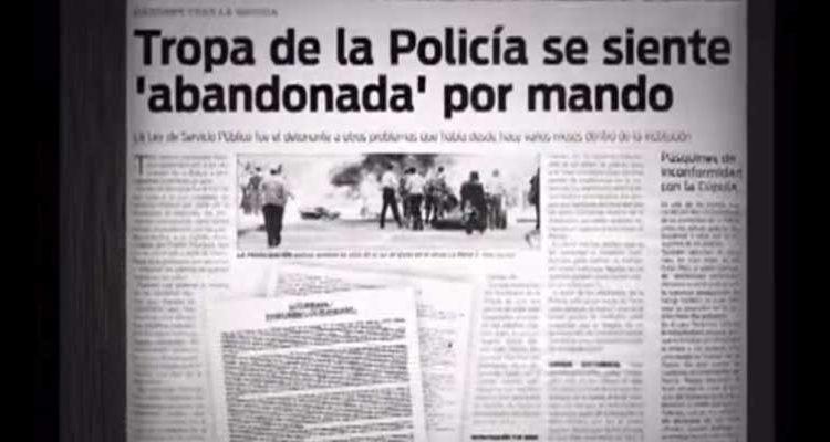 Presidente Correa criticó y analizó acciones de la prensa opositora a su Gobierno