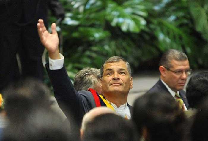 Estado de salud del ex Presidente Rafael Correa