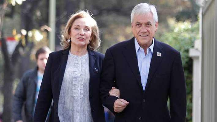 Sebastián Piñera declara patrimonio de más de 800 millones de dólares