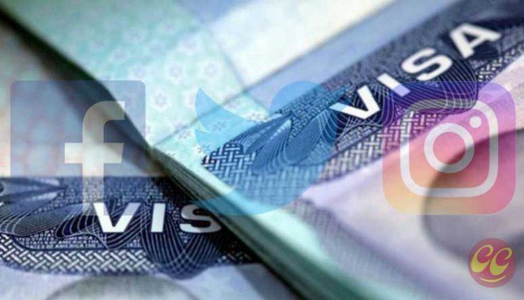 Estados Unidos pedirá redes sociales para entregar visas