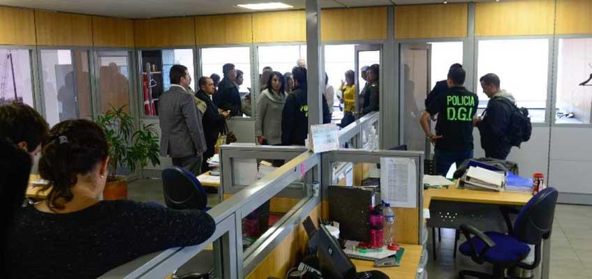 Allanan oficina de Metro Quito - Odebrecht