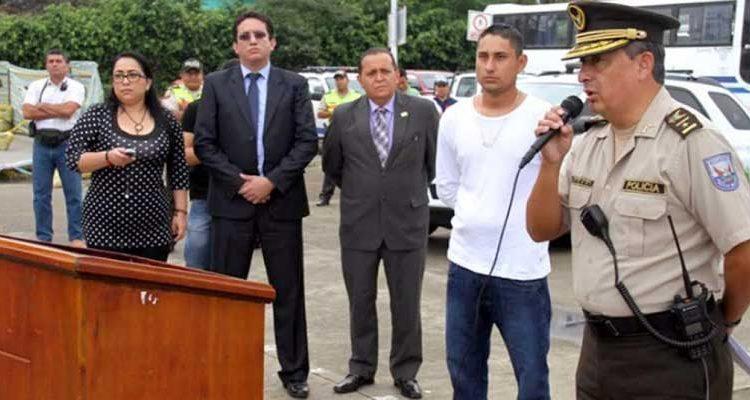 Ciudadano pide disculpas públicas a policía
