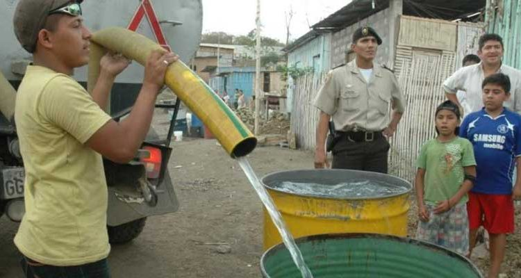Corte de agua afectará a 3 cantones