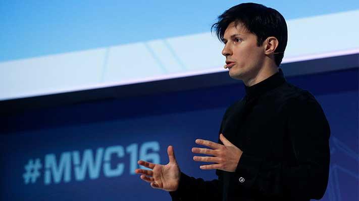 Pável Dúrov creador de Telegram y VK