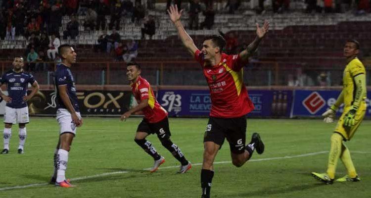 Deportivo Cuenca venció a Independiente del Valle por 2-0