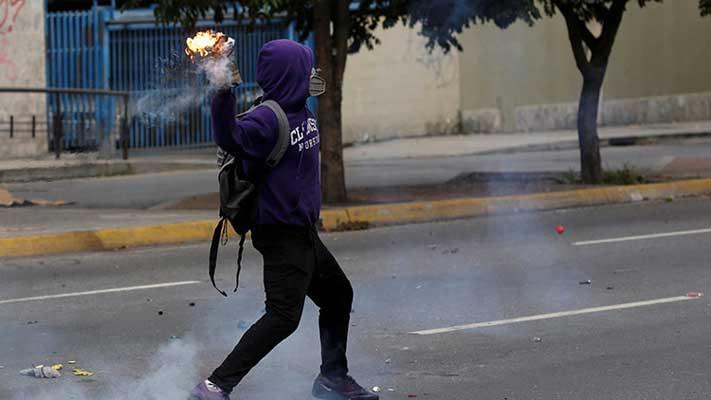 Detrás de las protestas en Venezuela
