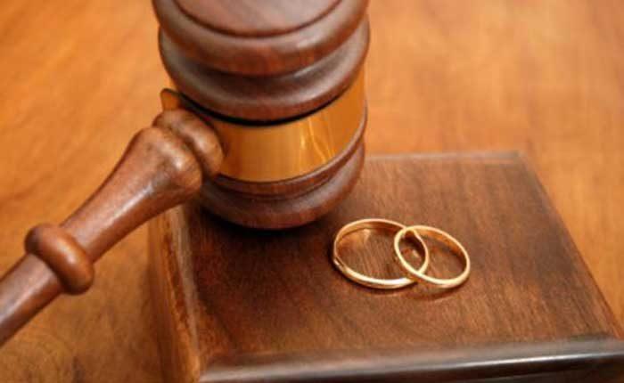 Aumento de divorcios en Ecuador