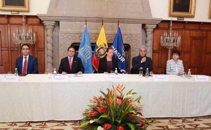 Ecuador fortalecerá política exterior