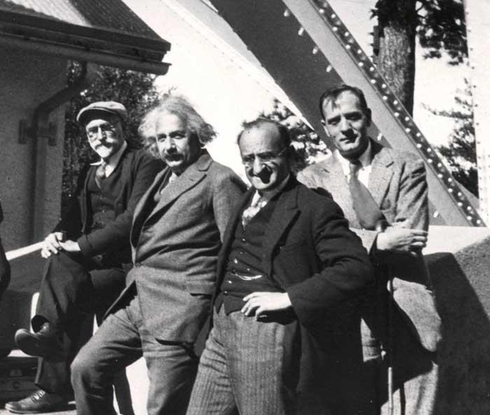 Confirmación de la teoría de Einstein