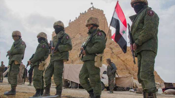 Ejercito sirio ataca a rebeldes