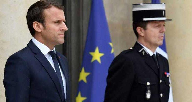 Macron crea el task force